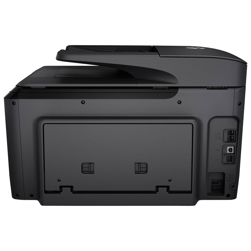hp officejet pro 8710 all in one multifunction wireless inkjet printer ebuyer. Black Bedroom Furniture Sets. Home Design Ideas