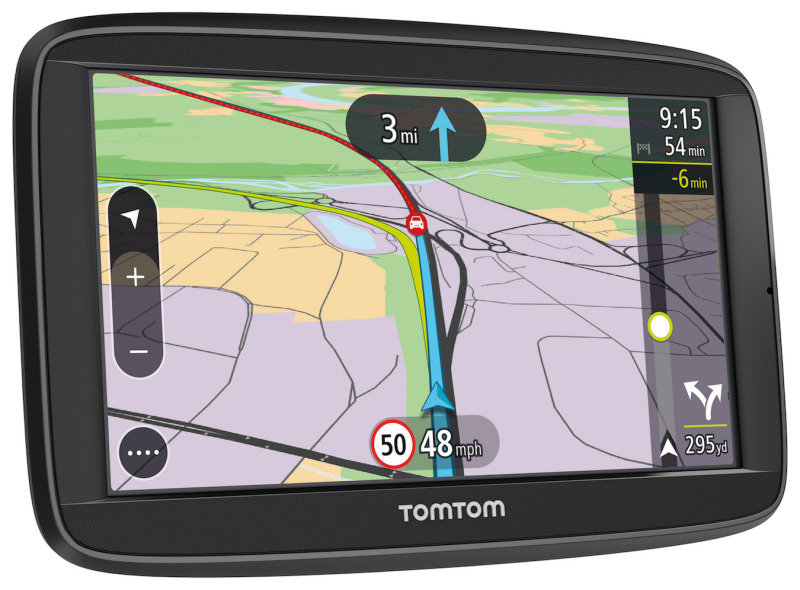 TomTom VIA 52 5 inch Sat Nav UK & ROI Lifetime Maps