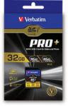 Verbatim Pro+ SDHC U3 32GB SD Card