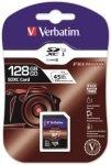 Verbatim 128GB SDXC Memory Card