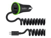 Belkin BOOST UP Universal Car Charger with Micro USB Cable