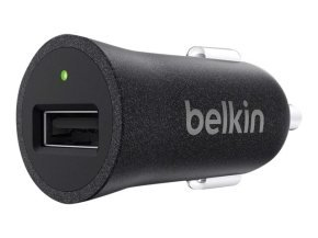 Belkin MIXIT Black USB Car Charger