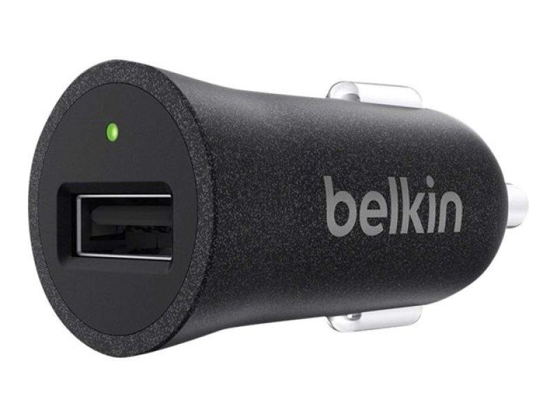 Belkin MIXIT Black USB Car Charger