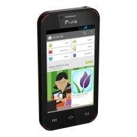 Kurio C14500 4GB Smartphone build for kids - Black