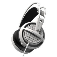 SteelSeries Siberia 200 Full-Size Headset - White