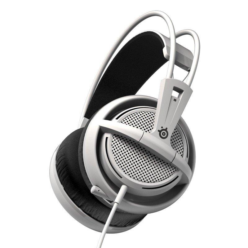 SteelSeries Siberia 200 Full-Size Headset - White