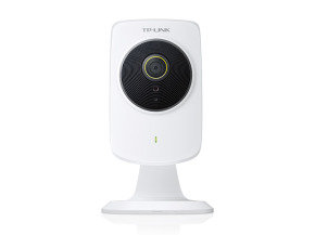 TP-Link NC250 HD Day/Night Cloud Camera, 300Mbps Wi-Fi
