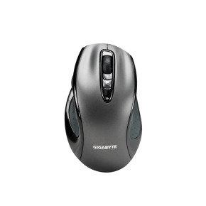 Gigabyte GM-M6800 Dual Lens Gaming Mouse - Black