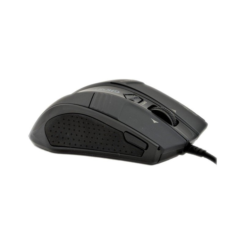 Gigabyte M8000x 6000dpi 7 Button Tilt Wheel Usb Laser Gaming Mouse Black