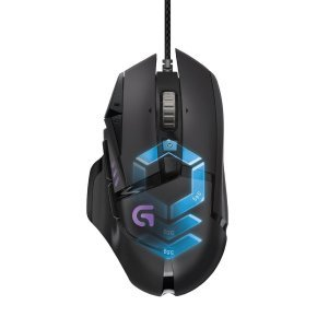 Logitech G502 Proteus Spectrum RGB tunable gaming mouse...