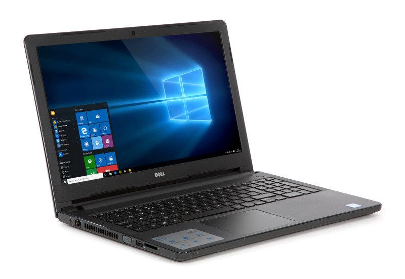 Image of Dell Vostro 3559 Laptop, Intel Core i5-6200U 2.3GHz, 4GB RAM, 128GB SSD, 15.6 LED, DVDRW, Intel HD, WIFI, Bluetooth, Webcam, Windows 7 / 10 Pro