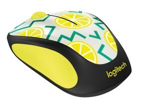 Logitech M238 - Wireless Optical Mouse - Mac/PC - Lemon