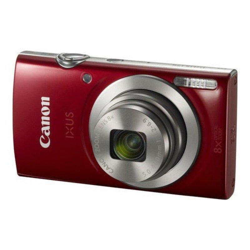 Canon Ixus 175 Digital Compact Camera  Red