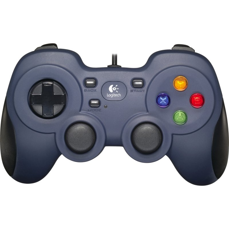 Logitech F310 Gamepad - Blue