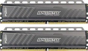 Crucial Ballistix Tactical 16GB (2x8GB) DDR4-3000 UDIMM Memory Kit