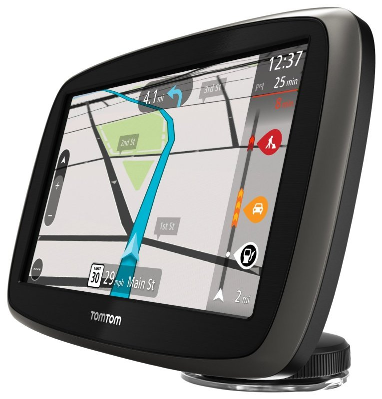 TomTom GO 60 6-Inch Sat Nav with Lifetime TomTom Traffic & Maps of Western Europe