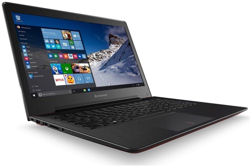 "Image of Lenovo IdeaPad 500-15ISK Laptop, Intel Core i5-6200U 2.3GHz, 8GB RAM, 1TB HDD, 15.6"" LED, DVDRW, Intel HD, WIFI, Webcam, Bluetooth, Windows 10 Home"