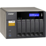 QNAP TS-653A-4G 60TB (6 x 10TB SGT-IW) 6 Bay Desktop NAS with 4GB RAM