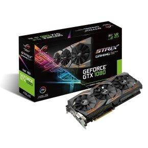 Asus STRIX GeForce GTX 1080 8GB GDDR5X Graphics Card