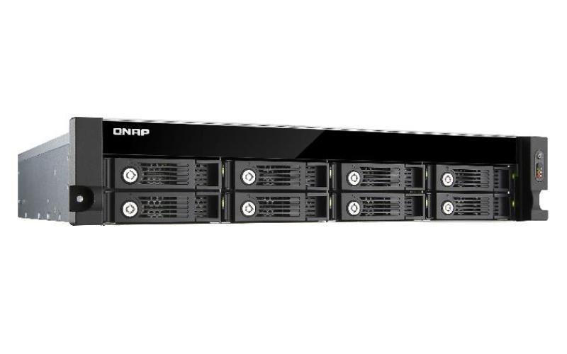 QNAP TS-853U-RP 80TB (8 x 10TB SGT-IW) 8 Bay Rack Unit