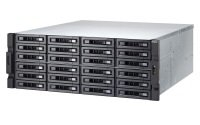 QNAP TS-EC2480U-E3-4GE-R2 72TB (24 x3TB WD RED PRO) 24 Bay with 4GB RAM