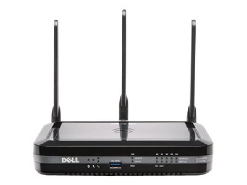 Image of Dell SonicWALL SOHO Wireless-N security appliance