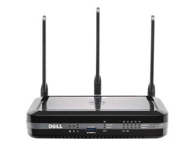 Dell SonicWALL SOHO Wireless-N security appliance