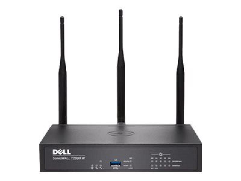 Dell SonicWALL TZ300 Wireless-AC security appliance
