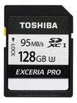 Toshiba 128GB EXCERIA PRO N401 SD Card