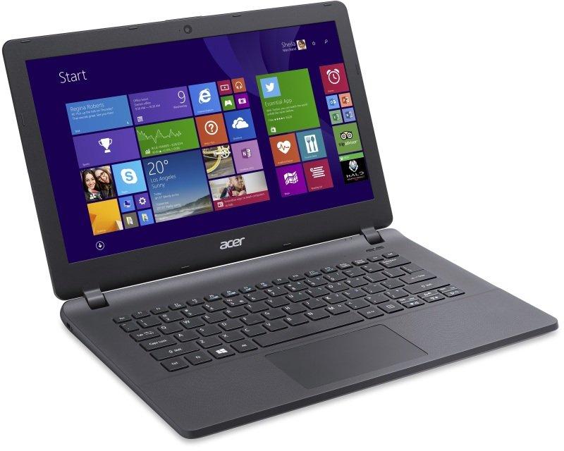 Image of Acer Aspire ES1-331 Laptop, Intel Celeron N3050 1.6GHz, 2GB RAM, 32GB eMMC, 13.3 HD, No-DVD, Intel HD, WIFI, Bluetooth, Webcam, Windows 10 64-bit