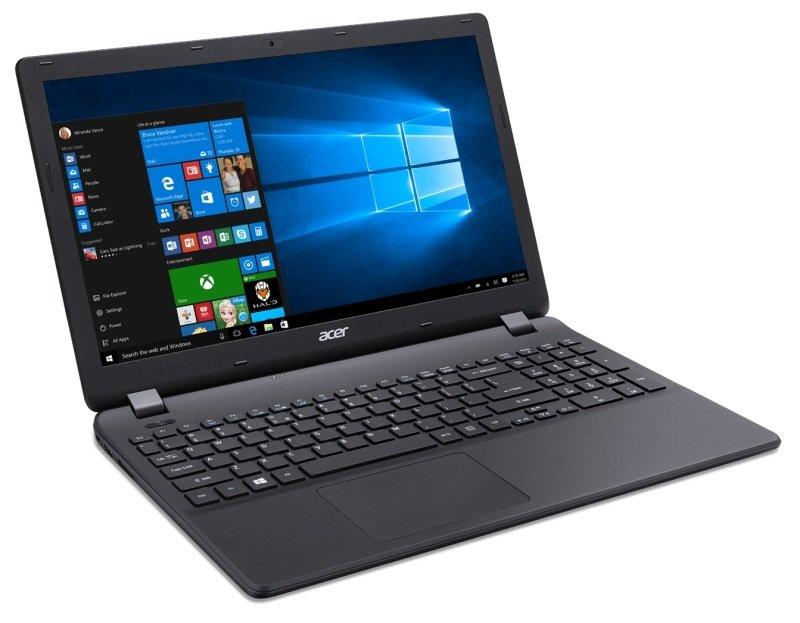 "Image of Acer Aspire ES1-571 Laptop, Intel Pentium 3556U 1.7GHz, 4GB RAM, 1TB HDD, 15.6"" LED, DVDRW, IntelHD, WIFI, Webcam, Bluetooth, Windows 10 Home 64 bit"
