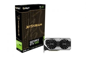 Palit GeForce GTX 1060 JetStream 6GB GDDR5 Graphics Card