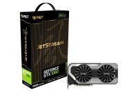 Palit GeForce GTX 1080 JetStream 8GB GDDR5X Dual-link DVI HDMI DisplayPort PCI-E Graphics Card