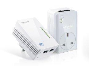 TP-LINK TL-WPA4226KIT V1.20 AV600 Powerline Wi-Fi Kit