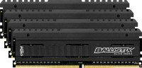 Crucial Ballistix Elite 32GB (4x8GB) DDR4-2666 UDIMM Memory Kit