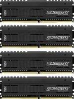 Crucial Ballistix Elite 32GB (4x8GB) DDR4-3000 UDIMM Memory Kit