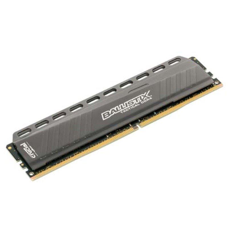 Crucial Ballistix Tactical 8GB DDR4-2666 UDIMM Memory BLT8G4D26AFTA