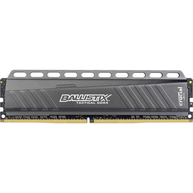 Crucial Ballistix Tactical 8GB DDR4-3000 UDIMM Memory