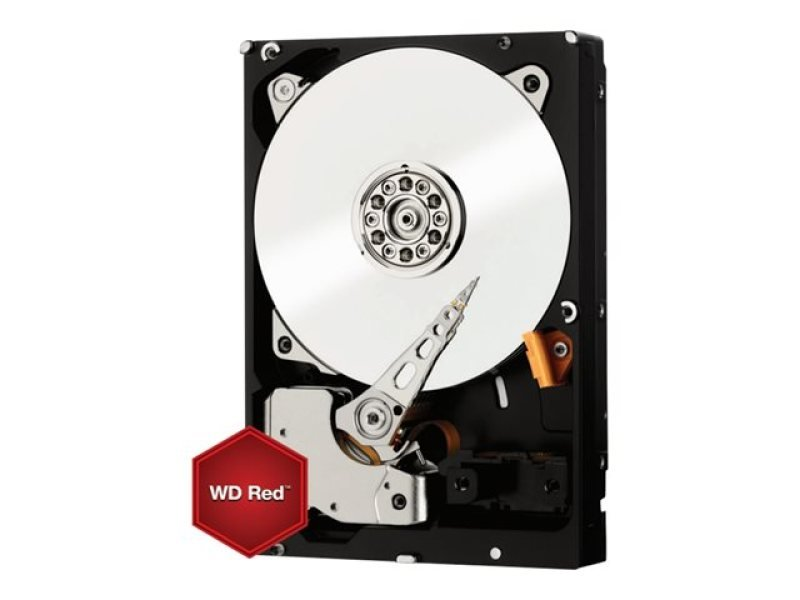 "WD Red Pro 2TB Serial ATA-600 3.5"" 7200 rpm Internal Hard Drive"