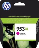 HP 953XL High Yield Magenta Ink Cartridge - F6U17AE