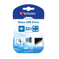 Verbatim Store n Stay Nano USB 3.0 Flash Drive 32GB