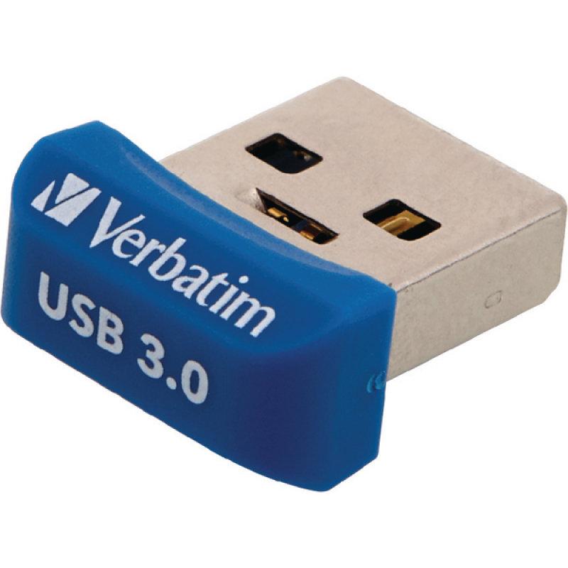 Verbatim Store n Stay Nano USB 3.0 Flash Drive 32GB