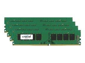 Crucial 64GB (4x16GB) DDR4 2133MHz DIMM Memory Kit