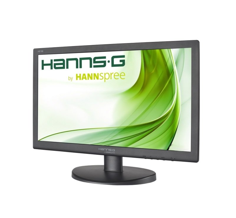 EXDISPLAY Hannspree He196apb 18.5 Inch Led 1366 X 768 Vga Speakers