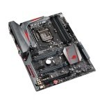 Asus Maximus VIII Hero Alpha Socket 1151 HDMI DisplayPort 8-Channel HD Audio ATX Motherboard