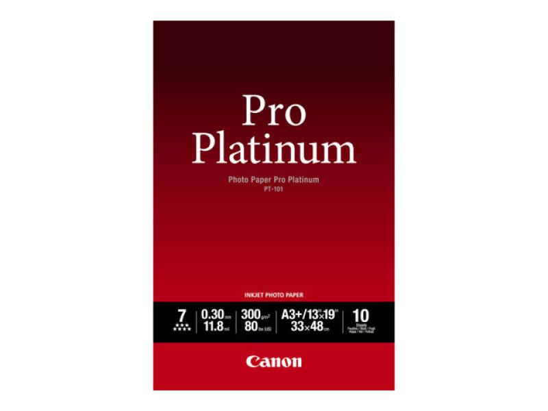 Canon PT-101 A3 Photo Paper Platinum Pro (Pack of 10)