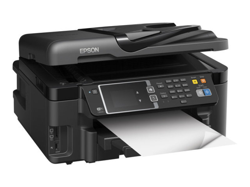 Epson WorkForce WF-3620DWF Colour A4 All-in-one Printer ...