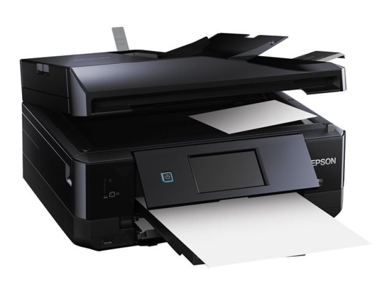 Epson XP-860 Expression Photo Wi-Fi Multifunction Inkjet Printer