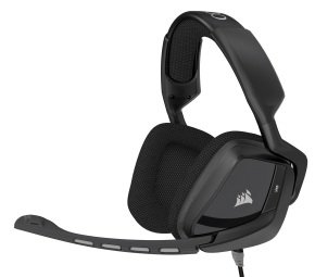 Corsair Gaming VOID Surround Carbon Hybrid Stereo Gamin