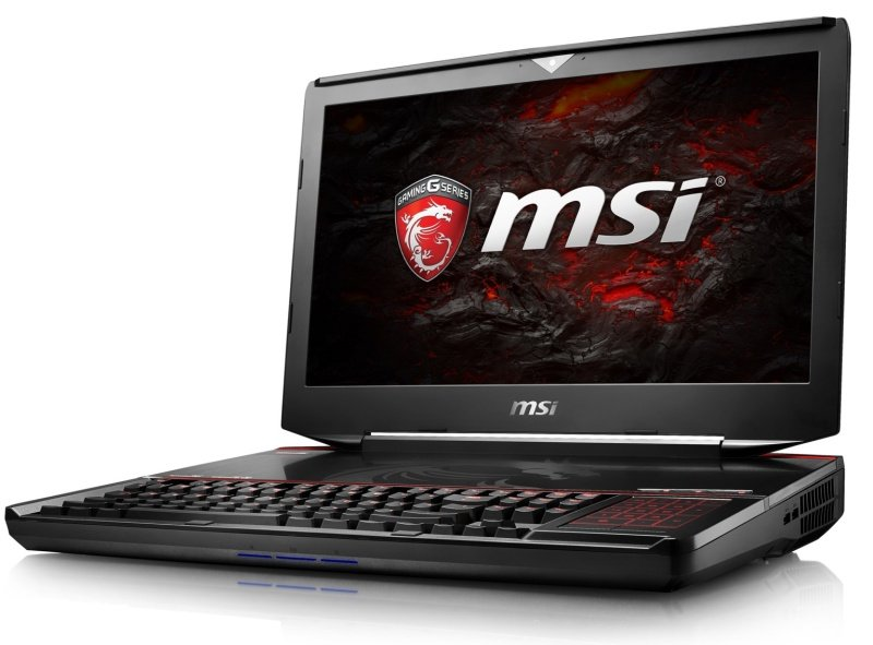 MSI GT83VR 6RF Titan SLI Gaming Laptop + Accessories